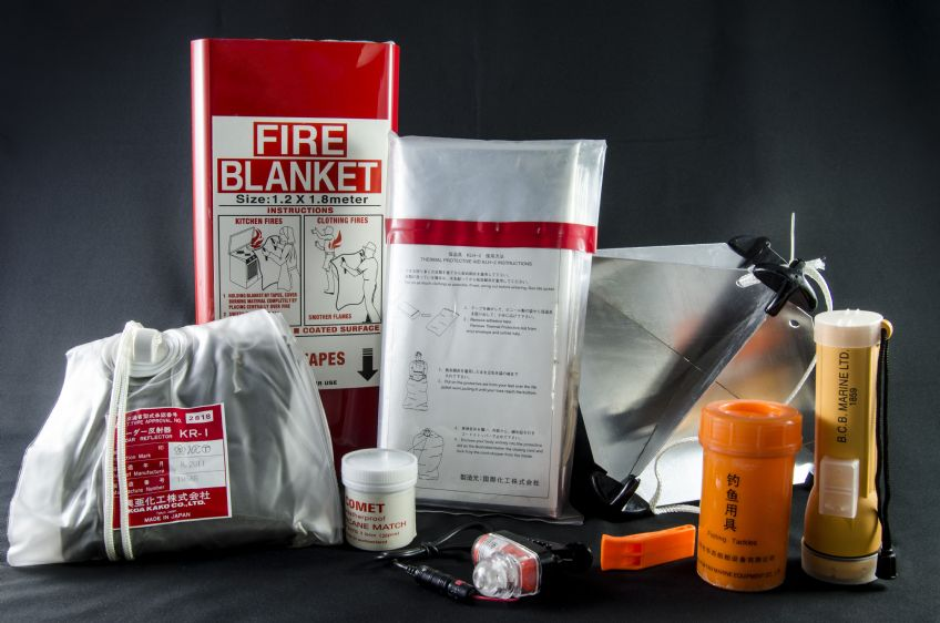 Life-saving & Fire Fighting Equipment Supply - Fine Ocean Marine